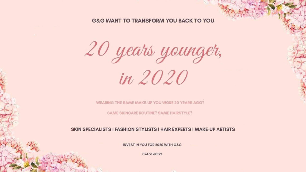 20 Years Younger in 2020